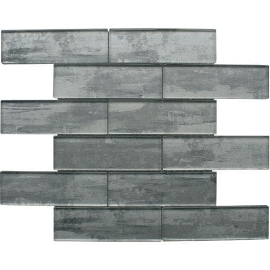 Atlantis Grey Mosaic Brick